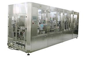 Integrated Vacutainer Production Line (before labeling)