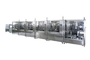 Modular type Vacutainer Production Line