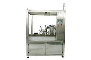 Cap and Plunger Filling Machine